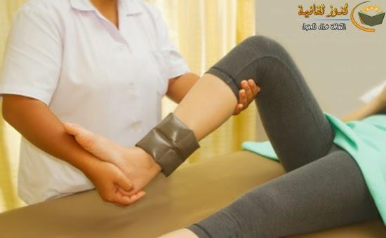 علاج التهاب المفاصل بشكل طبيعي