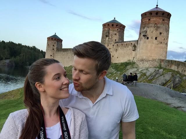 The Great Finnish Road Trip, road trip Finland, visit Finland, Savolinna, Savonlinna castle, Olavinlinna castle