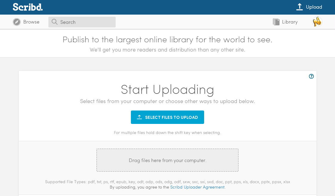Download From Scribd For Free PDF Download