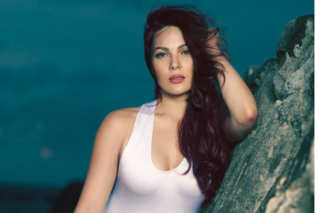 KC Concepcion Sexy Pictures on Tanduay's Calendar 2013