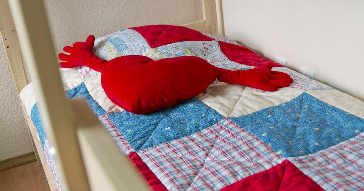 Кровать мастер класс сшить