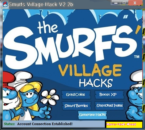 smurfs village hack v2 2b download