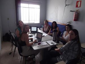 Grupo de professores do 3º ano-07/11/2012