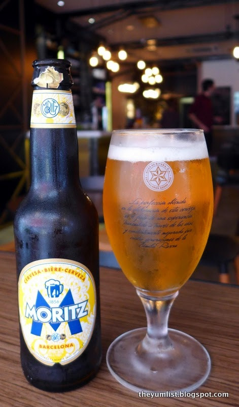 spanish beer in KL