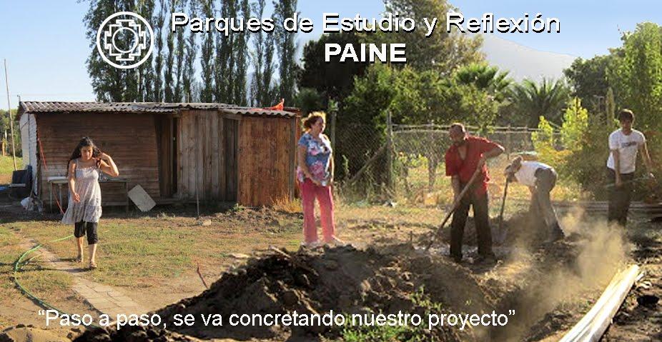 Parques de Estudio y Reflexion Paine