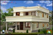 4 Bedroom House Plans Kerala Style