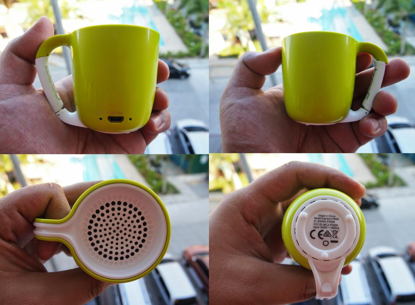 Gear4 Espresso Wireless Bluetooth Speaker Review: Mini But Mighty Unit