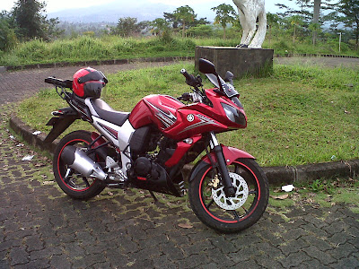 modifikasi touring byson