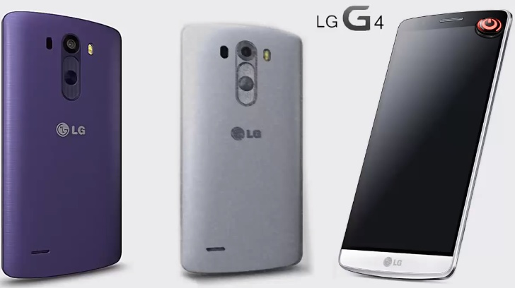 LG,smart phone LG G4,LG G4
