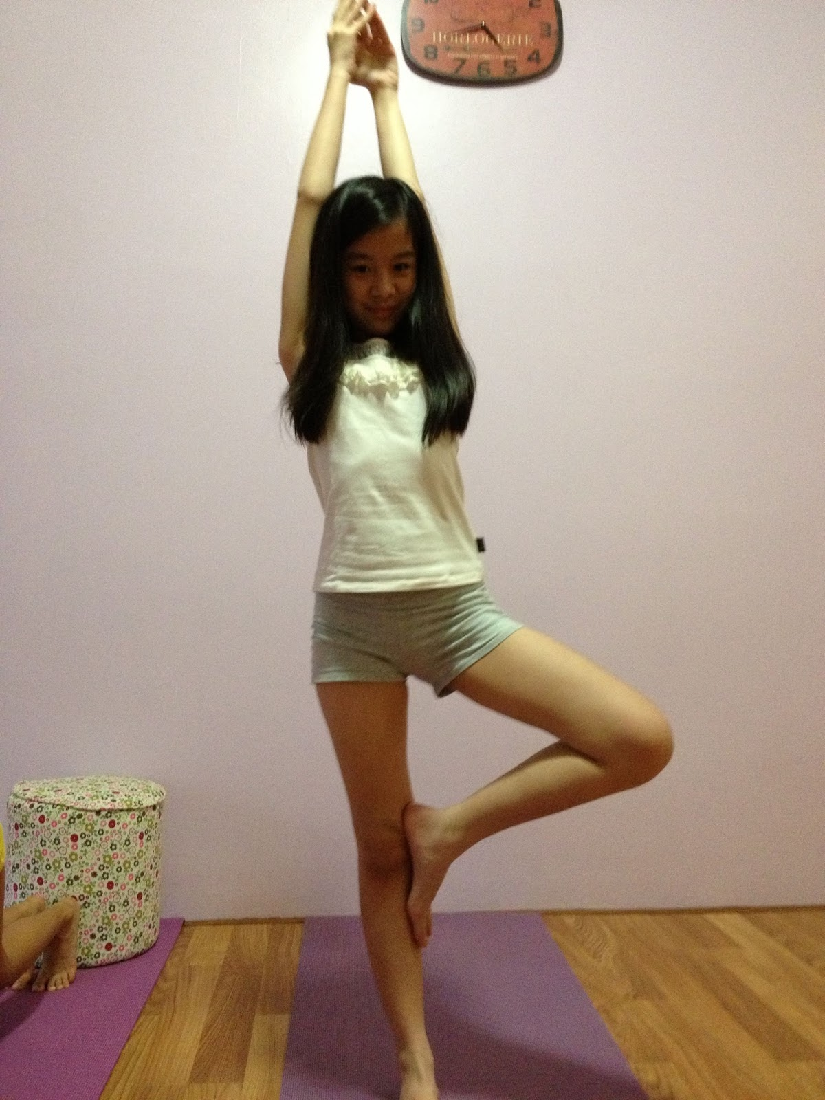 Karmarati Yoga: Pre-Teens Yoga Students Created Their Own