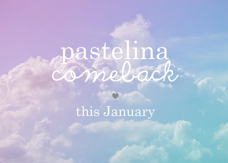 Hello 2012 - Pastelina Stylish