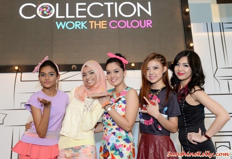 Collection Cosmetics LookBook Contest winners, Collection Cosmetics LookBook, Candy Crush, Gorgeously Sweet, Glamour Glitz, Rocker Chic, ootd, lotd, lookbook, collection cosmetics