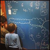 Uma ótima idéia para o quarto de seus filhos.