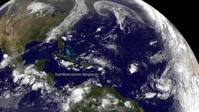 Das Wort zum Dienstag, 20. September 2011, 2011, Hurrikansaison 2011, aktuell, September, Atlantik, Pazifik, Vorhersage Forecast Prognose, Ophelia, Satellitenbild Satellitenbilder, Karibik, Das Wort zum,
