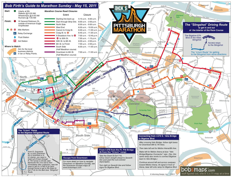 WDUQNews Marathon Sunday Tough Traffic Better Course