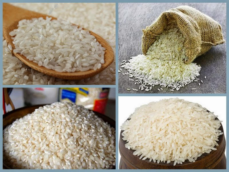 trasteando en mi cocina diferentes preparaciones con arroz