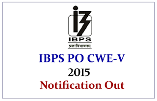 Institute of Banking Personnel Selection (IBPS) Recruitment 2015 for PO / MT- V
