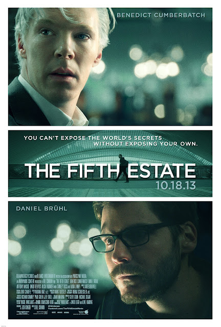 DreamWorks Pictures 'The Fifth Estate'