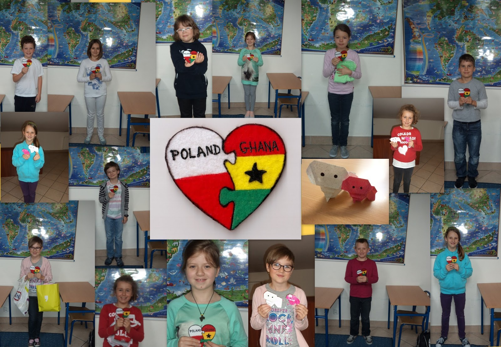 Creative English Learning Greetings From Ghana