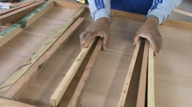 Como hacer una puerta mdf - Hacer puertas de madera ...