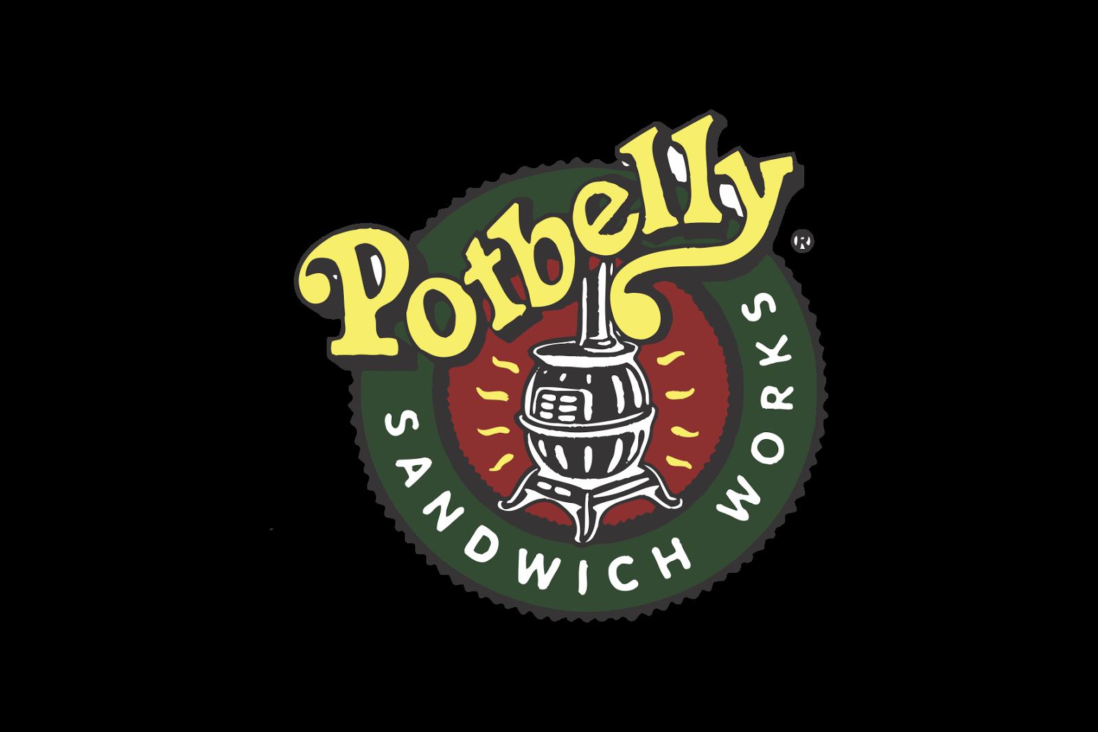 Potbelly Logo Potbelly's Sandwich Works Logo  Logo Cdr Vector