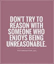 Never reason with , this is a complete nuisance , continue reading to find out why