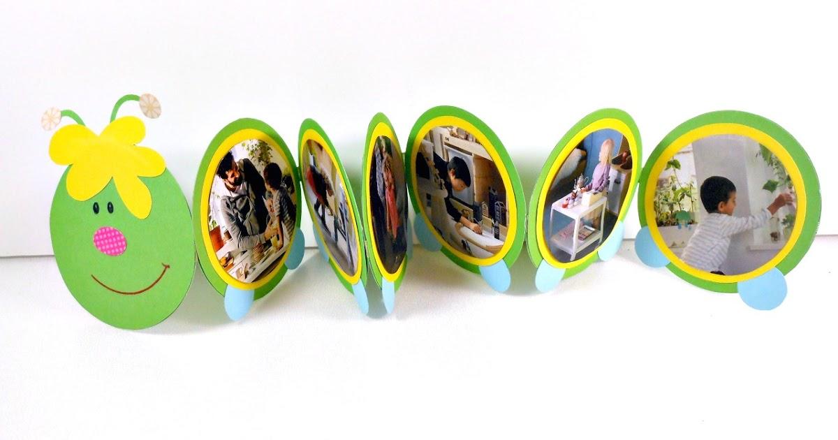 Mundo party mini lbum infantil worm - Albunes de fotos caseros ...