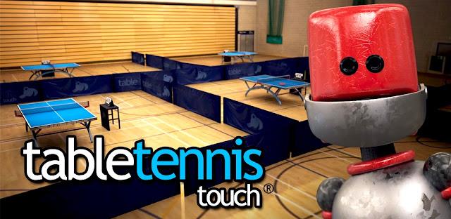 Table Tennis Touch  v2.1.0125.3 Apk Miki