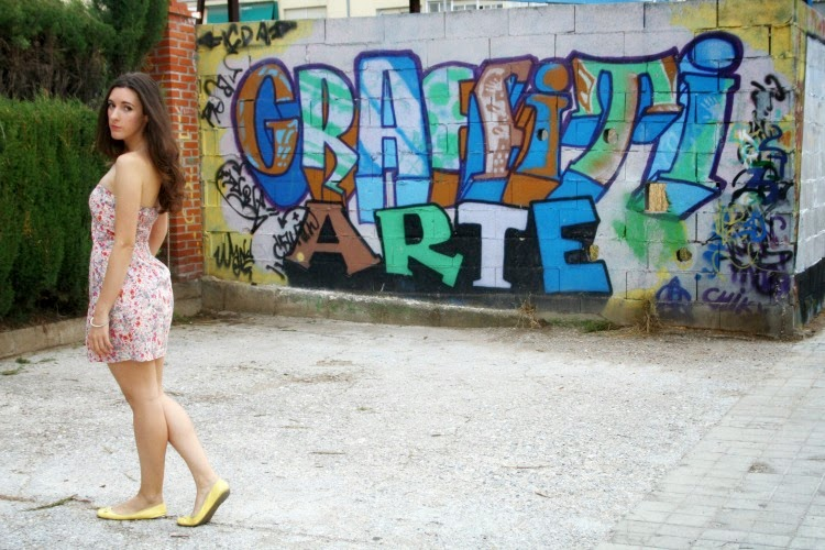 OOTD: Graffiti Art