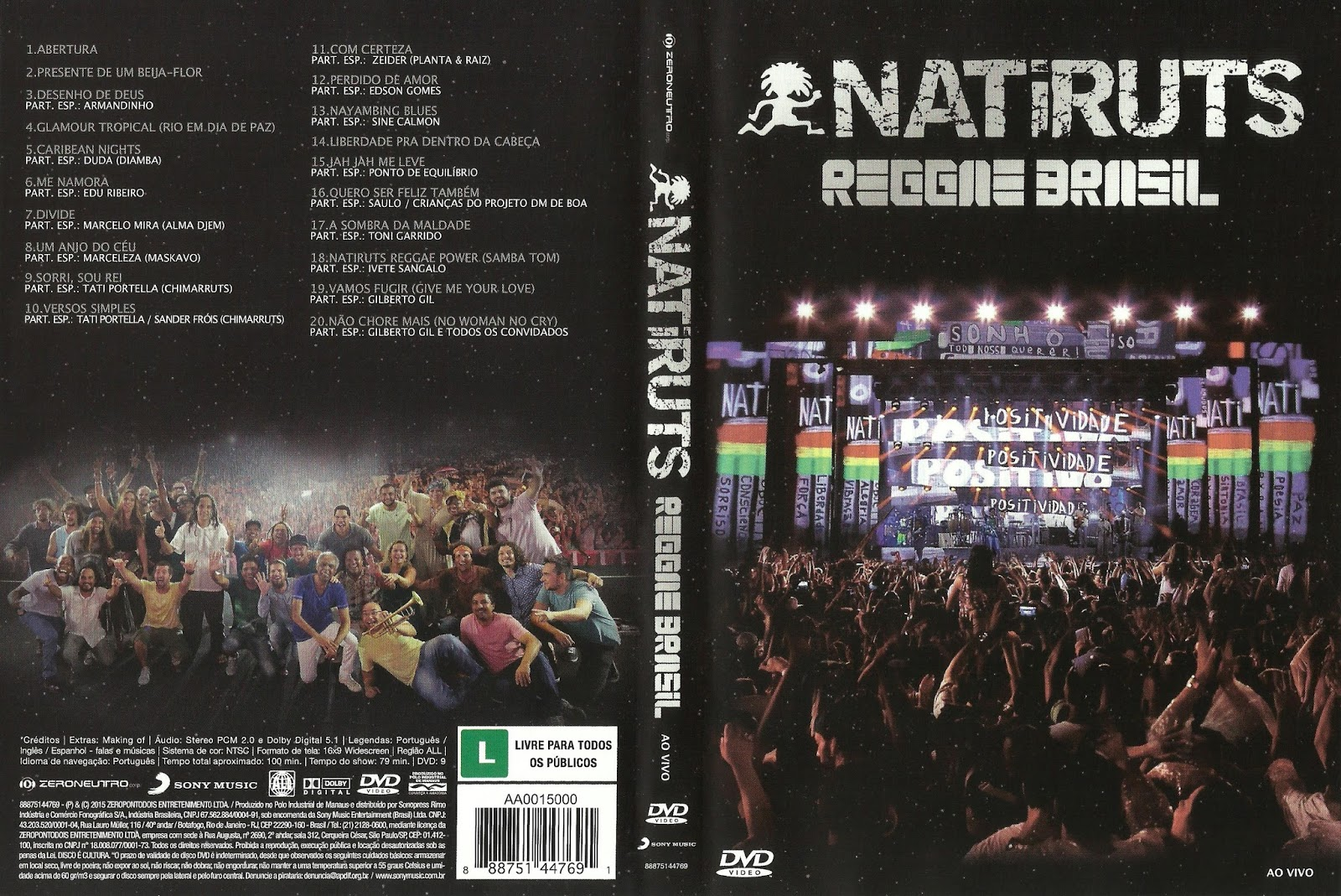 Download Natiruts Reggae Brasil DVD-R Natiruts 2BReggae 2BBrasil 2Bao 2BVivo 2BDVD 2BXANDAODOWNLOAD