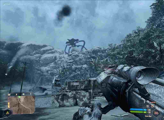 Free Download Crysis Warhead PC Game