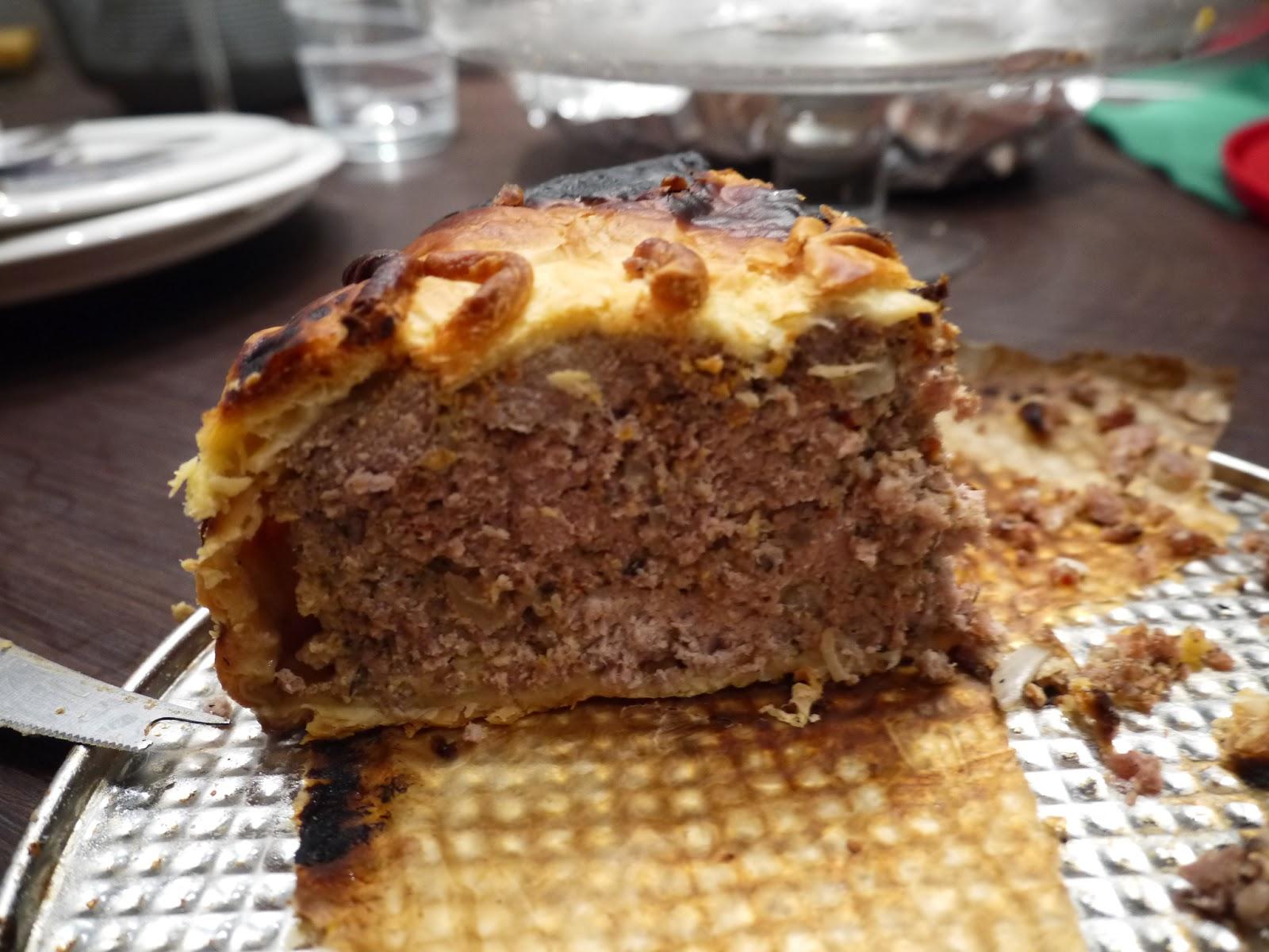 Appetit Voyage Meat Pie