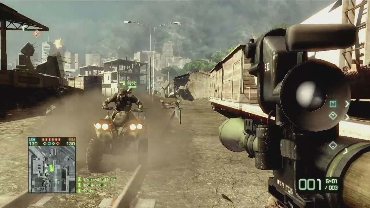 Battlefield: Bad Company 2 Free Download - Game Maza