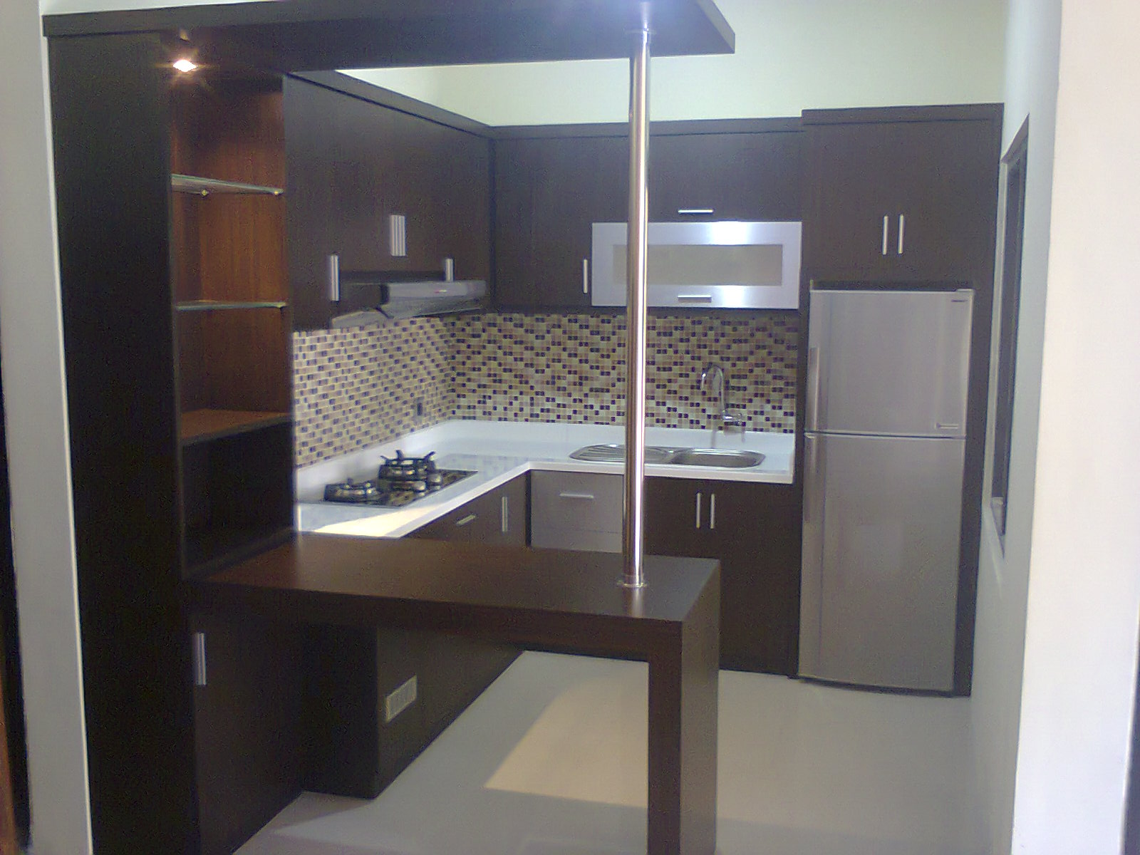 CV. GHIBEM FURNITURE: Kitchen Design Picture