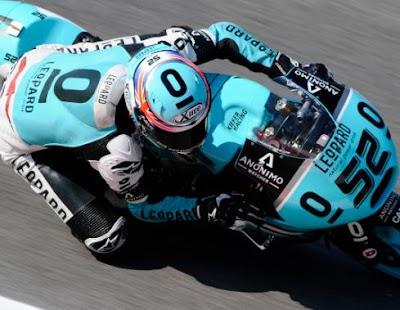 Hasil Lengkap Latihan Bebas 2 Moto3 Catalunya, Spanyol 2015