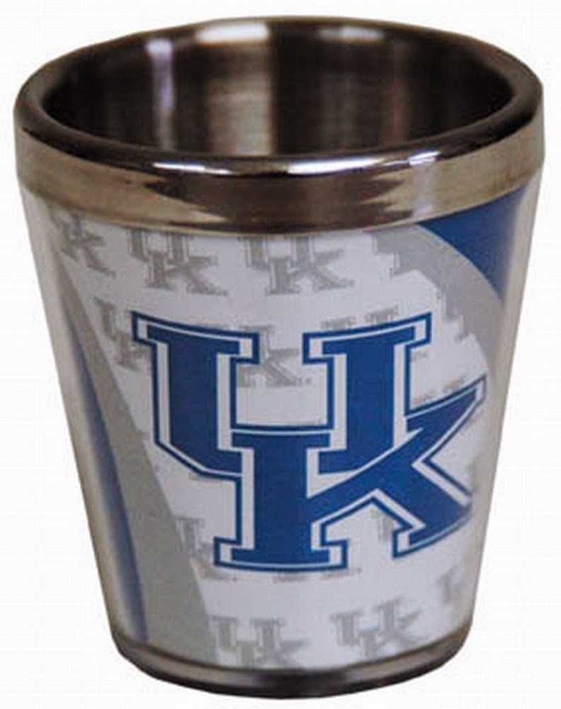 UK Shot Glass