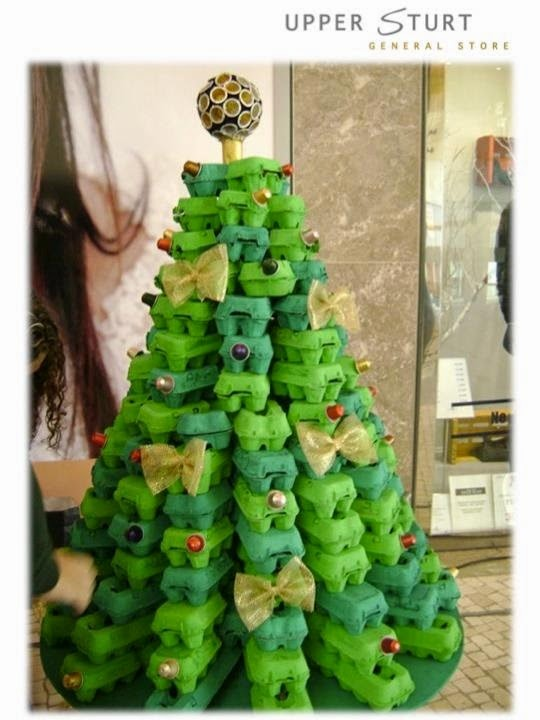 Shine Kids Crafts 15 Creative Easy X 39 Mas Tree Crafts: christmas tree ideas using recycled materials