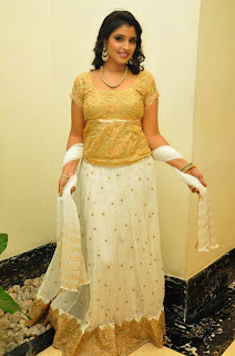 Telugu Acnhor Syamala Latest Picture at Ram Leela Movie Audio Launch 6.JPG