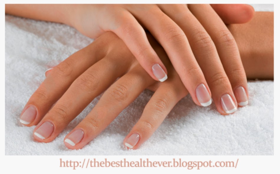 how to get healthy nails home remedies
