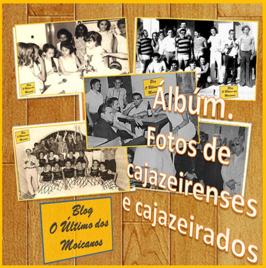Álbum de fotos Cajazeirenses e Cajazeirados