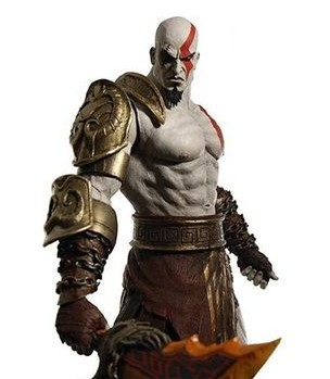 Ovo de Páscoa 2015 Kratos Top Cacau com Miniaturas