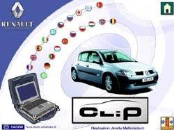 Diagnoza CLIP Dacia - Renault