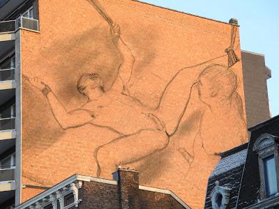 dessin erotique pornographique gay bondage sodomie