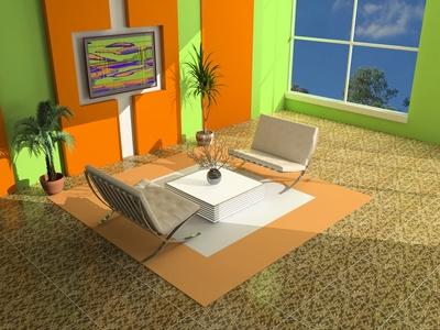 Decoratelacasa blog de decoraci n el arte de redecorar - Combinacion de colores para interior ...