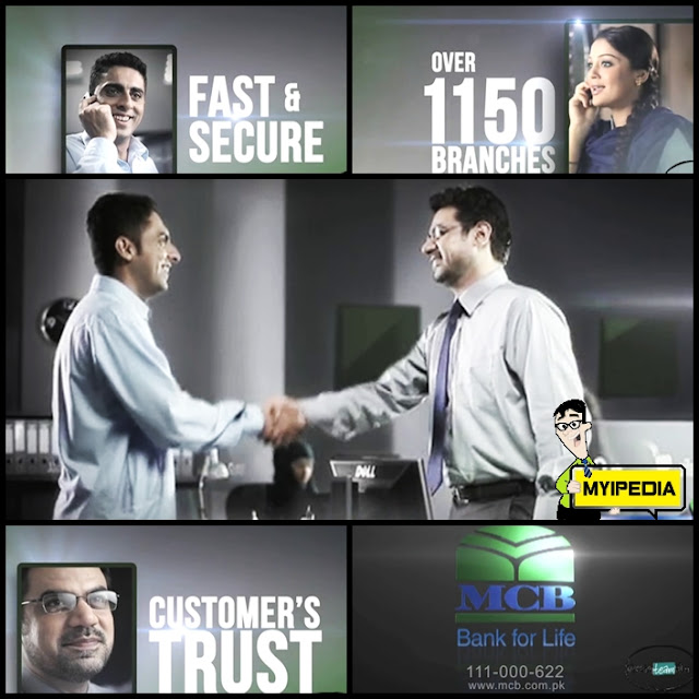 MCB Home Remittance TVC 2013