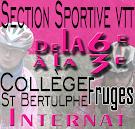 Section sportive VTT