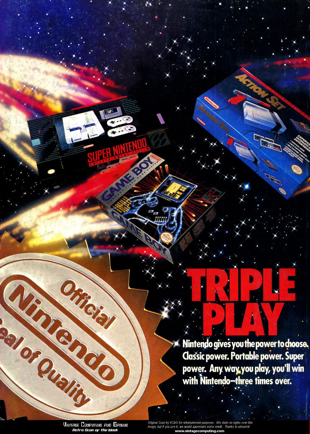 triple 3 play