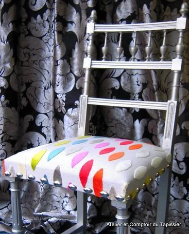 atelier et comptoir du tapissier relooking total. Black Bedroom Furniture Sets. Home Design Ideas
