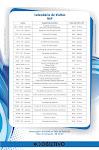 Calendário USP 2013