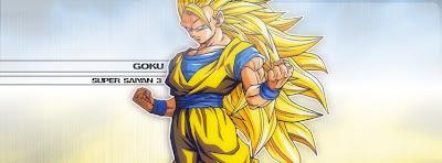 The Best Cartoons Facebook Timeline And Cover 2012-2013 - Super Saiyan (Goku)